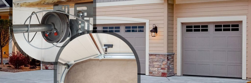 Garage Door Tracks Repair Mesa